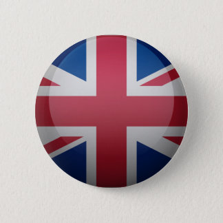 Flag of the United Kingdom Button