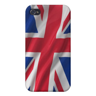 Flag of the United Kingdom Case For iPhone 4