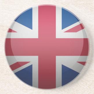 Flag of the United Kingdom Coaster