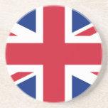 Flag of the United Kingdom Coasters