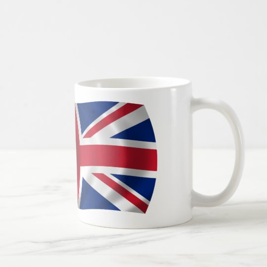Flag of the United Kingdom Coffee Mug