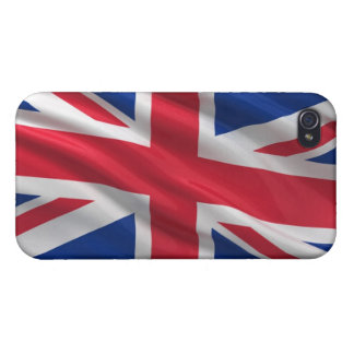 Flag of the United Kingdom Cover For iPhone 4