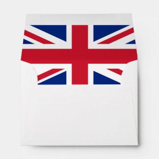 Flag of the United Kingdom Envelope