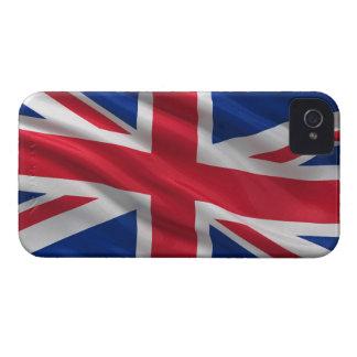 Flag of the United Kingdom iPhone 4 Case-Mate Case