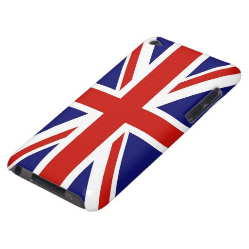Flag of the United Kingdom iPod Touch Case