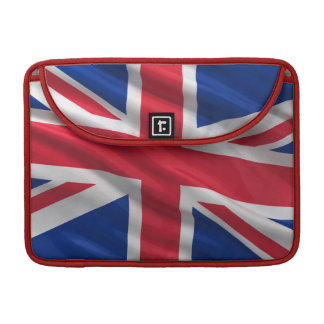 Flag of the United Kingdom MacBook Pro Sleeve