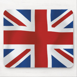 Flag of The United Kingdom Mouse Pad