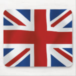Flag of The United Kingdom Mouse Pads