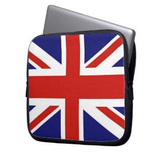 Flag of the United Kingdom Neoprene Laptop Sleeve