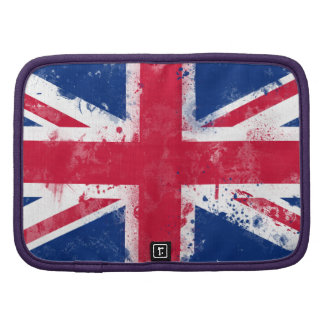 Flag of the United Kingdom or the Union Jack Planner