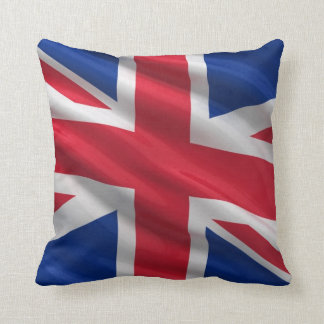 Flag of the United Kingdom Pillow