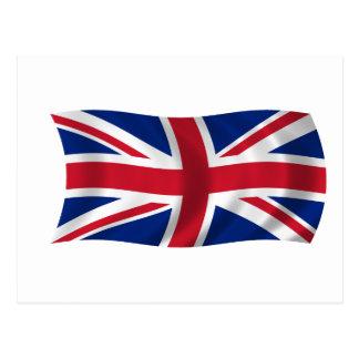 Flag of the United Kingdom Postcards