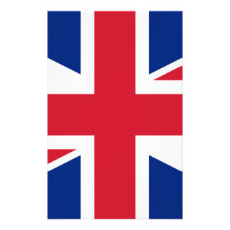 Flag of the United Kingdom Stationery