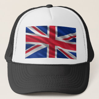 Flag of the United Kingdom Trucker Hat