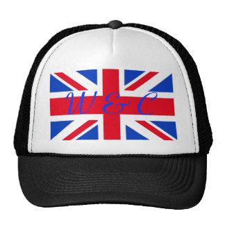 Flag of the United Kingdom Trucker Hat