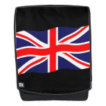 Flag of the United Kingdom   your ideas Backpack