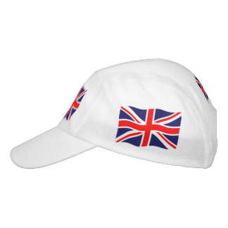 Flag of the United Kingdom + your ideas Headsweats Hat