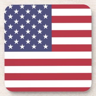 Flag of the United States Beverage Coaster