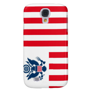 Flag of the United States Customs Service Galaxy S4 Cases