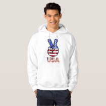 Flag of the United States Hoodie