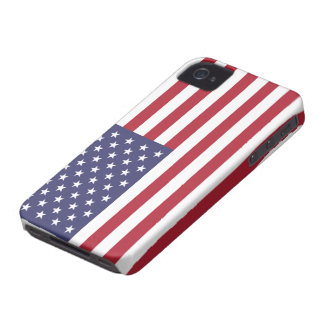 Flag of the United States iPhone 4/4S Cases
