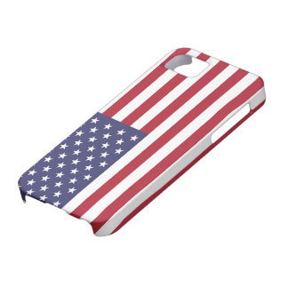 Flag of the United States iPhone 5 Cases
