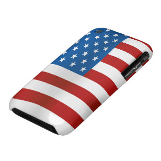 Flag of the United States of America iPhone 3 Case-Mate Case