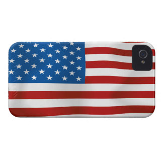 Flag of the United States of America iPhone 4 Case-Mate Cases