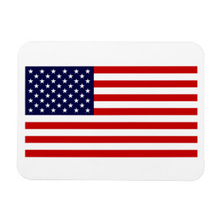Flag Of The United States Of America Flexi Magnet Vinyl Magnet