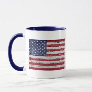 Flag of the United States of America Mug