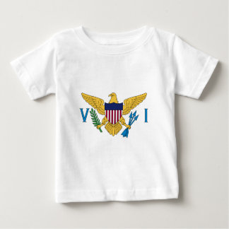 Flag_of_the_United_States_Virgin_Island Baby T-Shirt