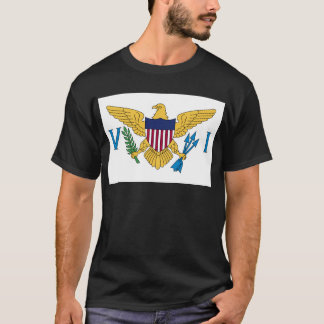 Flag_of_the_United_States_Virgin_Island T-Shirt