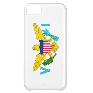 Flag of the US Virgin Islands iPhone 5C Covers