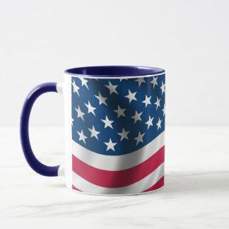 Flag of the USA Mug