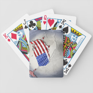 Flag of the USA Bicycle Card Deck