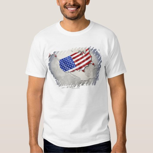 Flag of the USA Tshirts