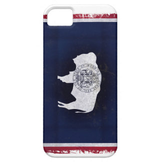Flag of the Wyoming iPhone SE/5/5s Case
