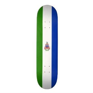 Flag of the Yukon Skateboard Deck