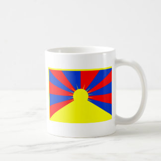 Flag of Tibet Coffee Mug