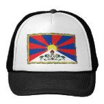 Flag_of_Tibet Gorro De Camionero