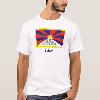 Flag of Tibet T-Shirt