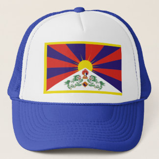 Flag of Tibet Trucker Hat