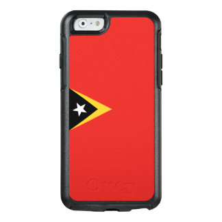 Flag of Timor-Leste OtterBox iPhone Case