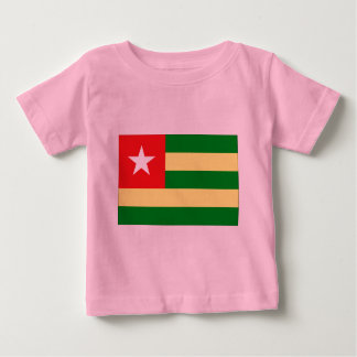 Flag of Togo Baby T-Shirt