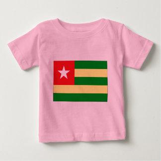 Flag of Togo Baby T-Shirt