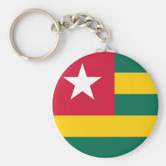 Flag of Togo Keychains