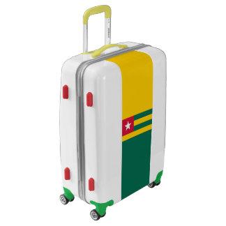 Flag of Togo Luggage (Medium)