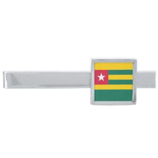 Flag of Togo Tie Clip