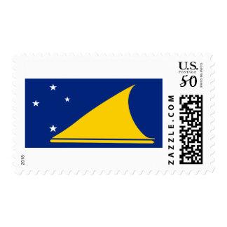 Flag of Tokelau Postage Stamps