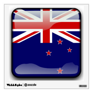 Flag of Tokelau Wall Decal